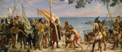 Columbus Opens the Americas to the World